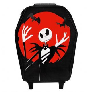 Nightmare Before Christmas Jack Suitcase